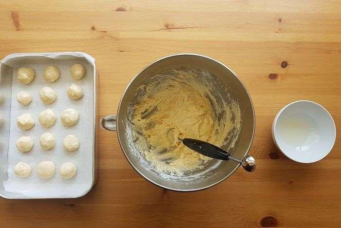 pao de queijo congelamento