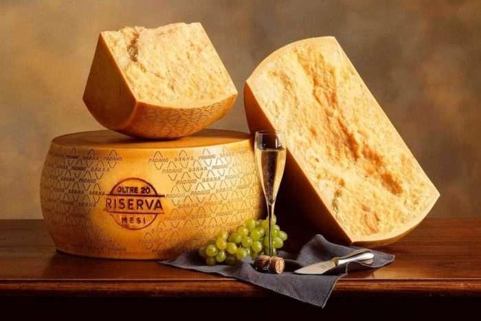 queijo grana padano