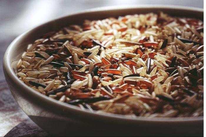 arroz tem gluten