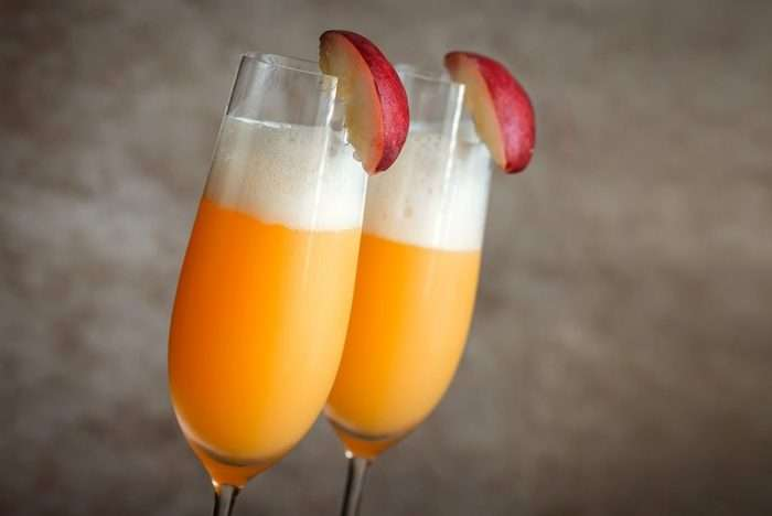 bellini - drinks e coquetéis
