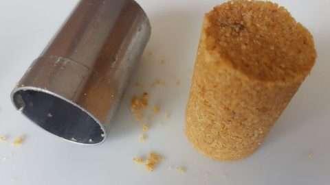pacoca de amendoim