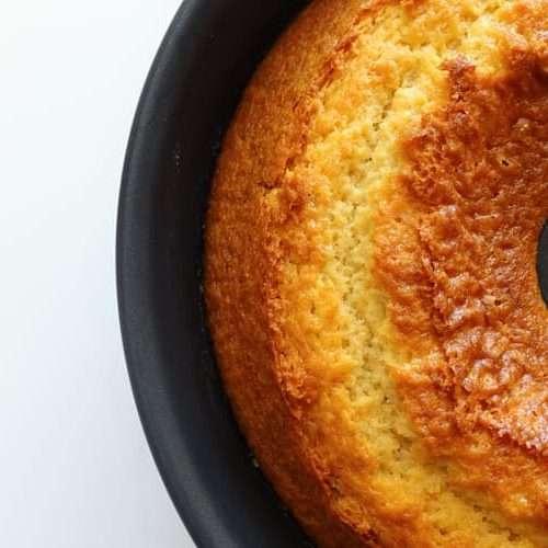 receita de bolo simples ou bolo de nada