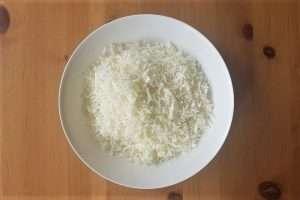 queijo coalho ralado