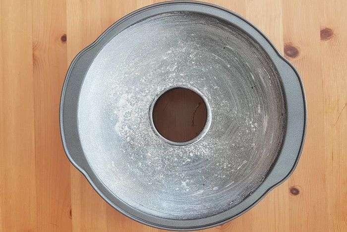 forma de bolo