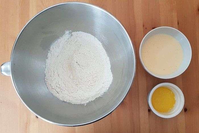 panqueca americana ingredientes