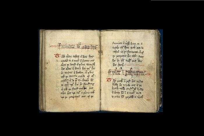 livro the forme of cury