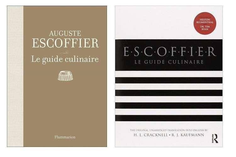 Le Guide Culinaire Auguste Escoffier