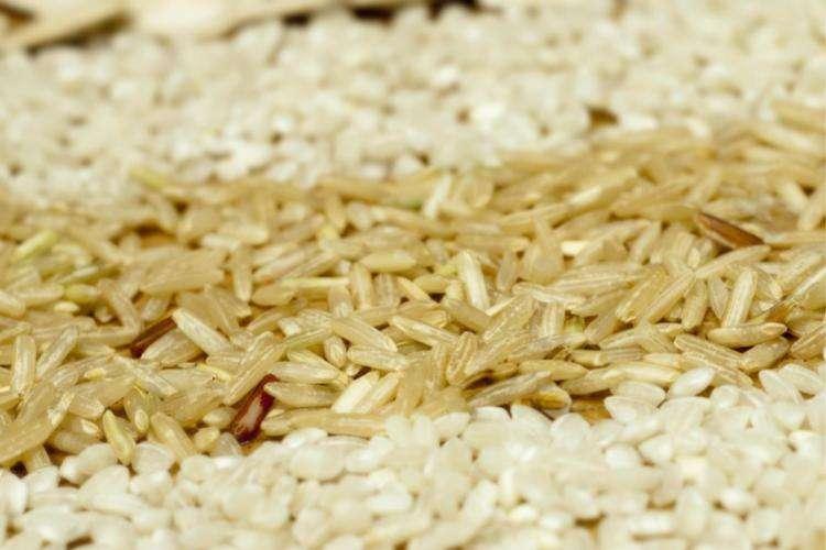arroz - informação nutricional