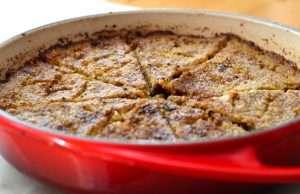 quibe de forno