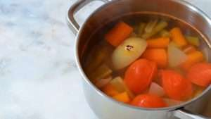 receita de caldo de legumes