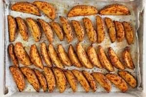 retire a batata do forno e sirva imediatamente