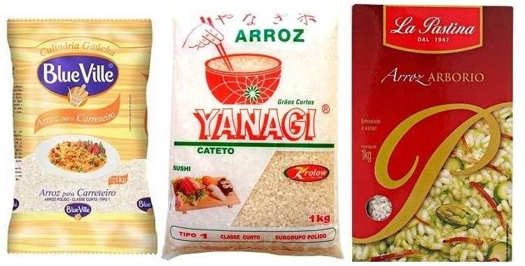 arroz japonica