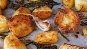 receita de batata assada