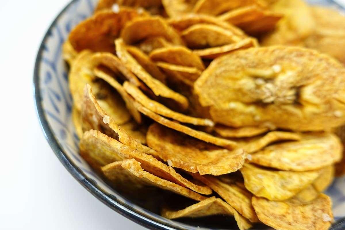 Chips de Banana-da-Terra ou Chifles