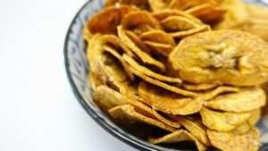 Receita de Chips de Banana-da-Terra ou Chifles