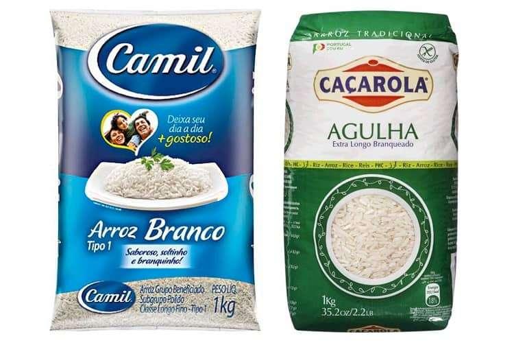 arroz agulhinha