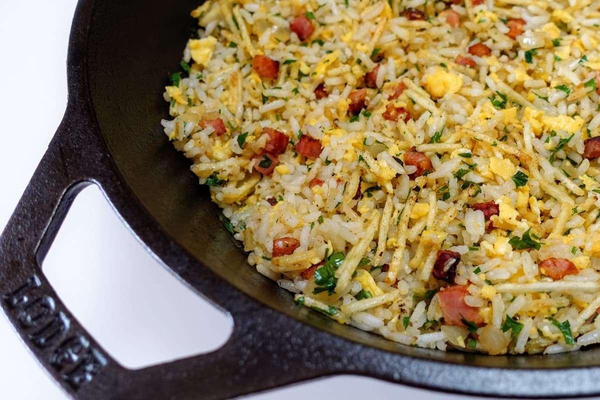 arroz biro-biro