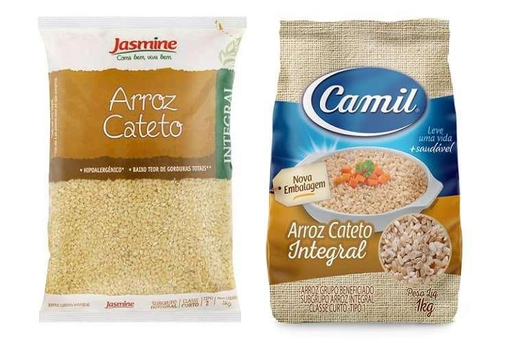 arroz cateto integral
