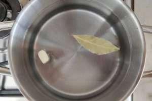 cozinhar bacalhau