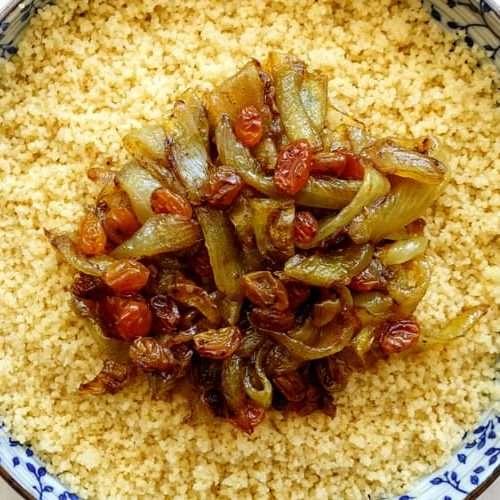 receita de cuscuz marroquino