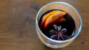 receita de vinho quente ou quentão de vinho