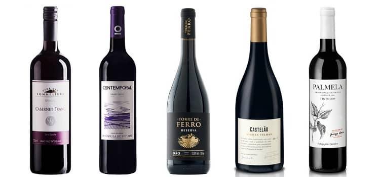 vinhos marca branca